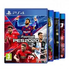 PS4游戲光盤 實況足球2020 中文
