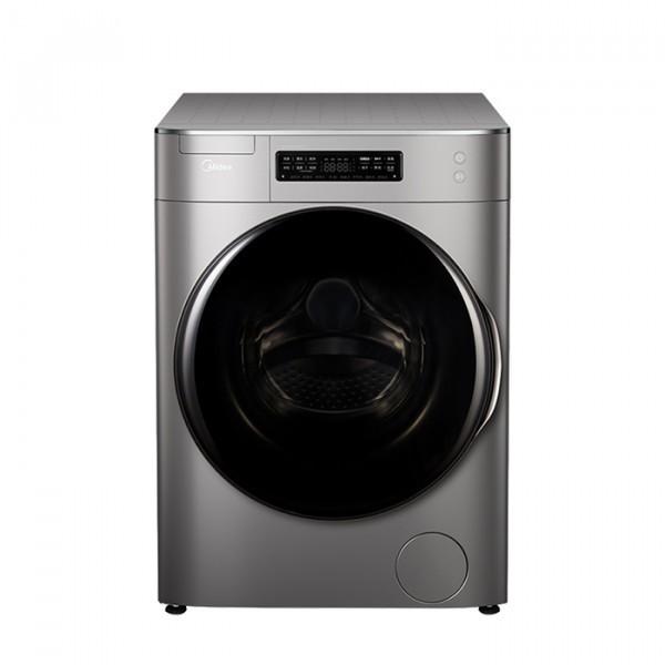 美的 (Midea)滚筒洗衣机全自动 10公斤洗烘一体