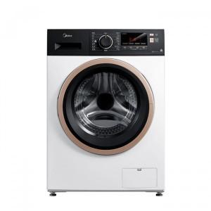 美的 Midea 10公斤变频滚筒洗衣机全自动 FCR*深层除螨租满即