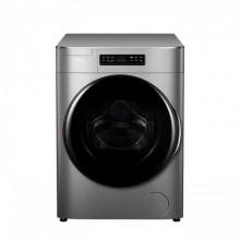 美的 (Midea)滚筒洗衣机全自动 10公斤洗烘一体 租满即送