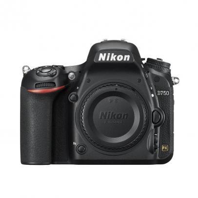 尼康D750单机身 全画幅单反 高清旅游家用相机