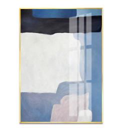 抽象装饰画 现代简约轻奢装饰画