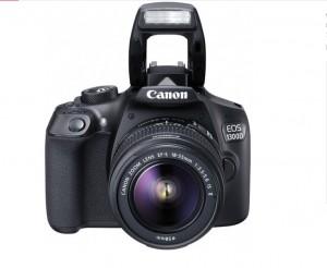 佳能EOS 1300D 单反数码相机