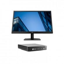 惠普 办公电脑 mini主机电脑 600系列 (企业特供)