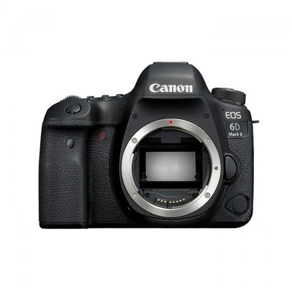佳能6D Mark II 高端机 单反相机 单机身 全国可发
