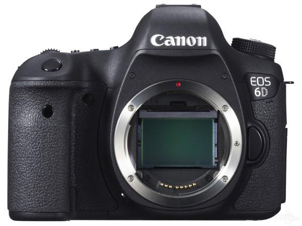 佳能6D 高端机 单反相机 全画幅单机身 全国可发
