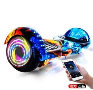 喬力(JOASLI)智能電動平衡車兒童兩輪成人代步車體感車 X6