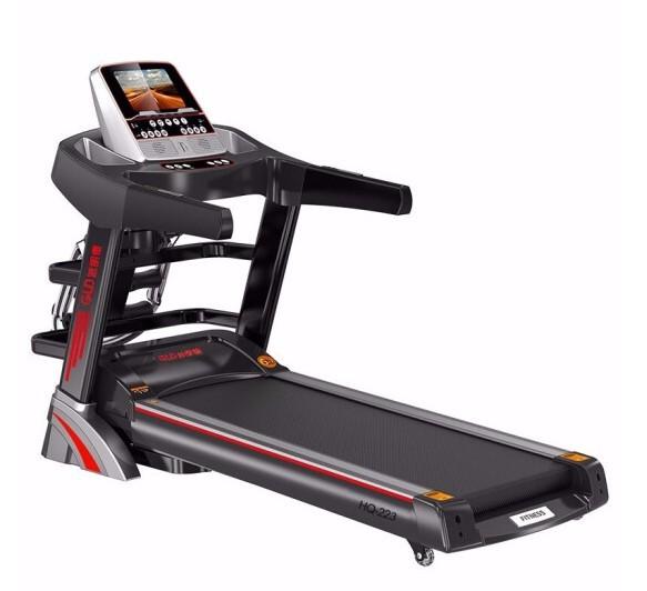 蓋朗德GLD 跑步機家用靜音智能寬跑帶減震折疊健身器材