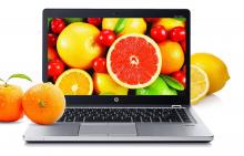 惠普 HP 9470  超薄商务办公笔记本 (往返包邮)