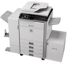 夏普MX-4111彩色A3大型复印机/自动双面/网络打印