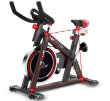 柯迈龙动感单车K300 家用健身器材超静音