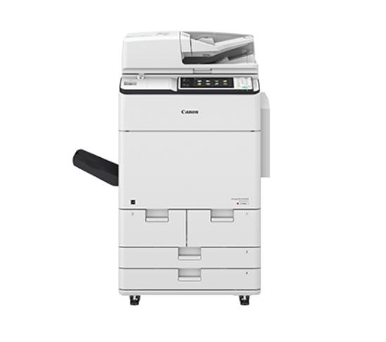 佳能C7580 彩色黑白A4A3双面打印复印机 80页每分钟