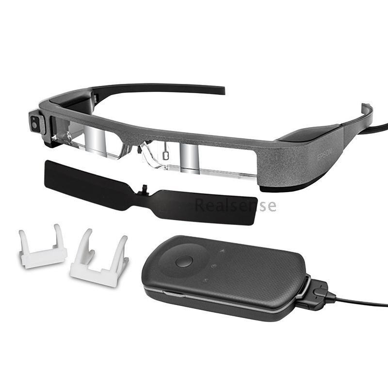 免押出租爱普生BT-300增强现实AR无人机智能眼镜