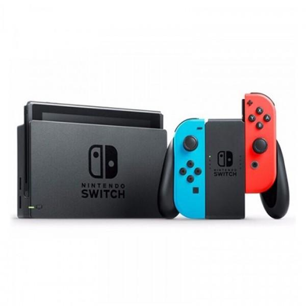 任天堂Switch 游戲機  (暢玩自帶游戲款)