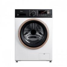 美的 Midea 10公斤变频滚筒洗衣机全自动 FCR*深层...