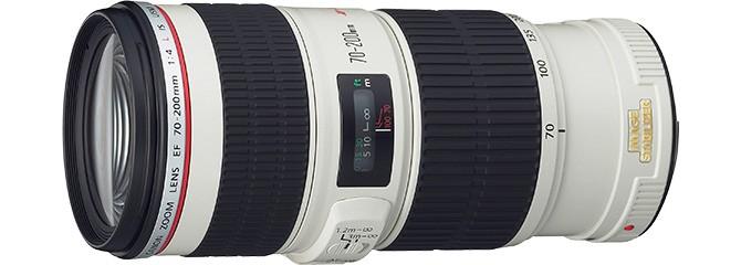 佳能EF 70-200mm f/4L IS USM