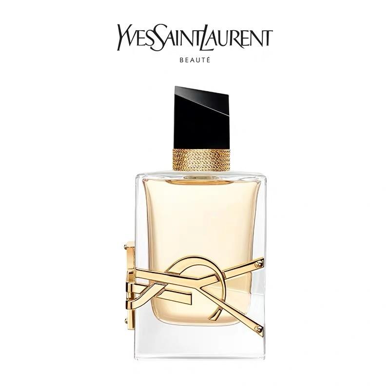 YSL 圣羅蘭女士香水 LIBER 自由之水 50ml