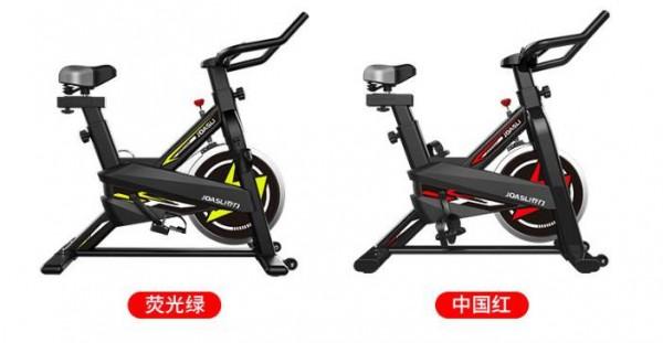 喬力動感單車家用靜音運動減肥室內腳踏自行車智能游戲運動
