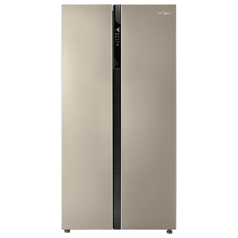 美的(Midea) 对开门双开门风冷无霜电冰箱BCD-527升租满即送