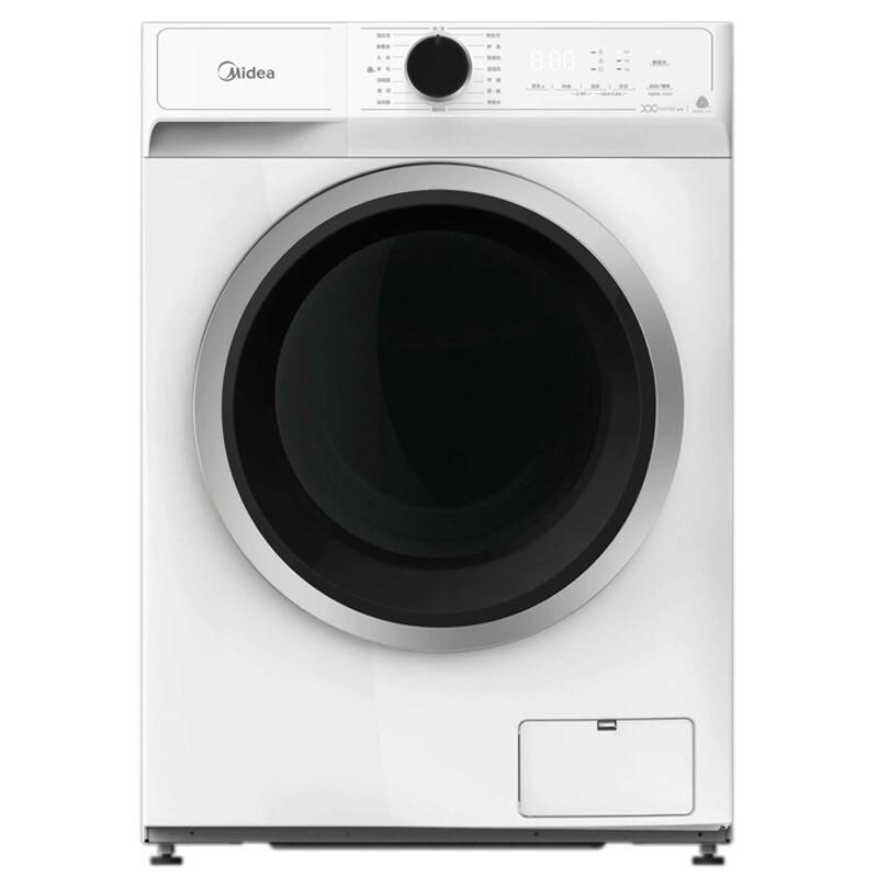 美的(Midea)洗衣机T52S全自动静音滚筒 变频10公...