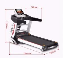 蓋朗德GLD 跑步機家用靜音智能寬跑帶減震折疊健身器材 輕商務