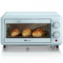 小熊(Bear)电烤箱 多功能家用迷你小型入门级烘焙烤箱11升做蛋糕机