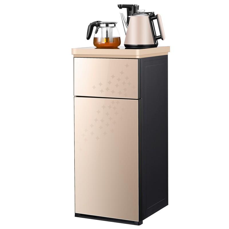 美菱(MELING)飲水機電動龍頭溫熱型養生茶吧飲水機家用