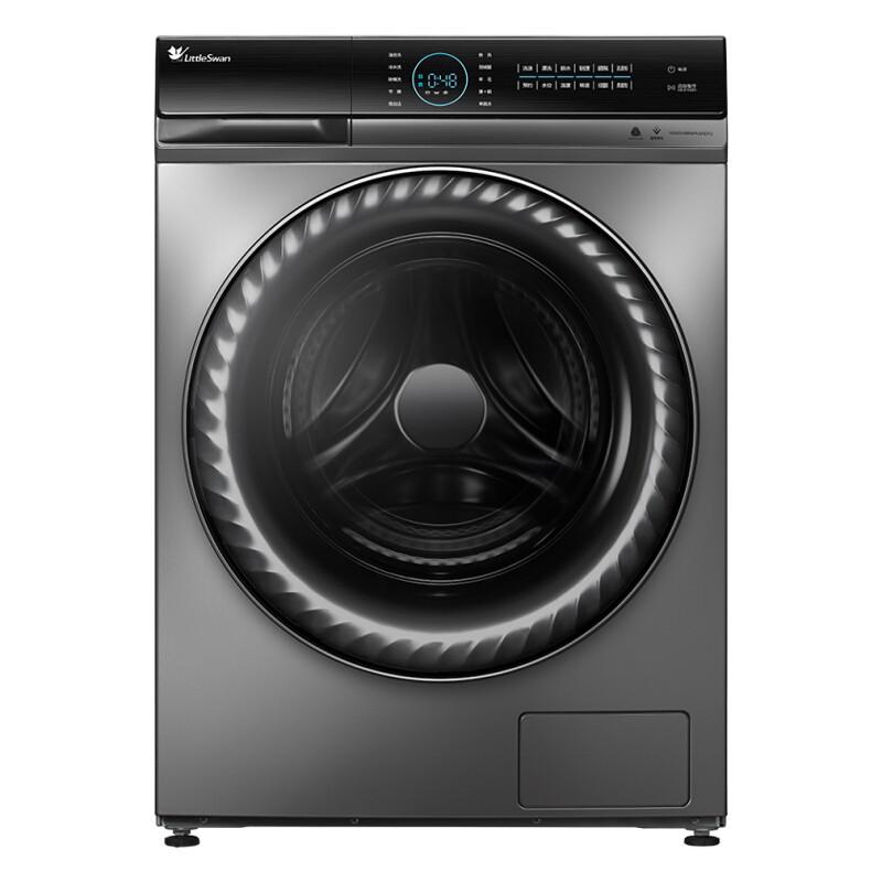 小天鵝 10公斤滾筒洗衣機全自動智能家電超微凈泡水...