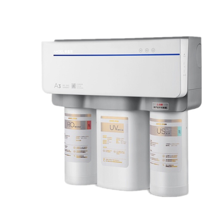 安吉爾 1級水效母嬰凈水器廚房直飲凈水機A3無罐RO反滲透自來水過濾