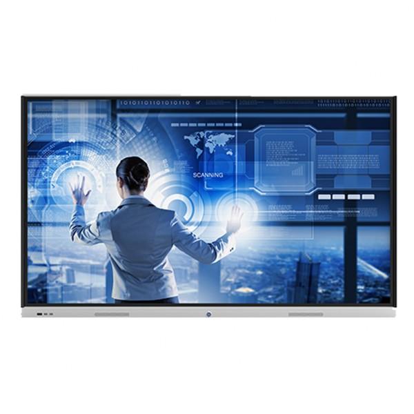 65寸智能会议平板触摸电子白板大屏液晶电视 会议教学一体机视频会议投影
