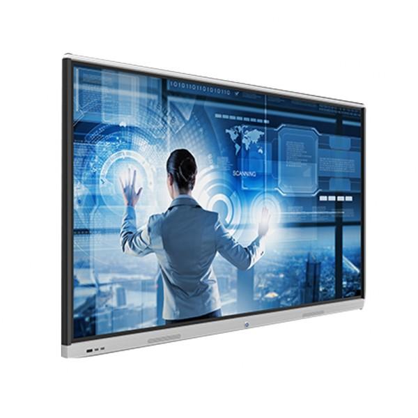 75寸智能会议平板触摸电子白板大屏液晶电视 会议教学一体机视频会议投影