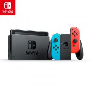 国行版Nintendo Switch任天堂游戏机续航增强版
