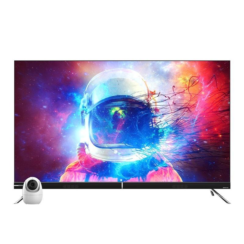長虹 全生態極智屏55英寸3+32GBAI攝像頭視頻通話4K杜比視界