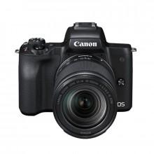 出租Canon佳能 EOS M50套机(15-45mm)套机租赁