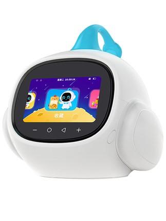 精準定位4-12歲研發的智伴兒童機器人1X