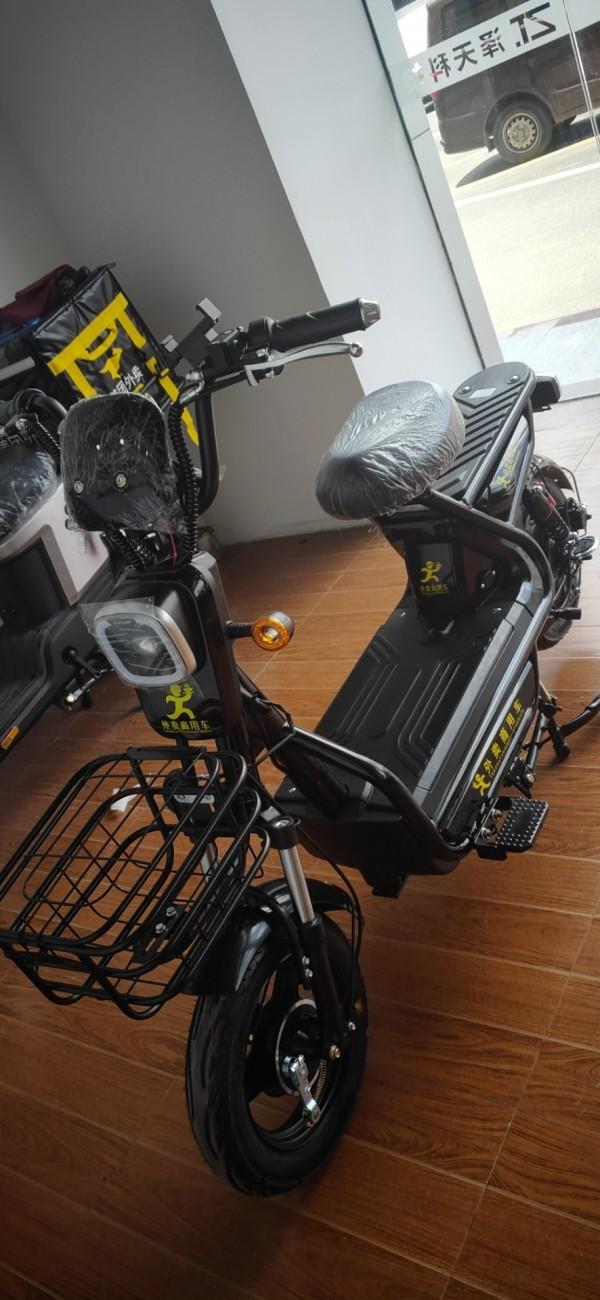 麥鈴電動單車(350押金-8個月)