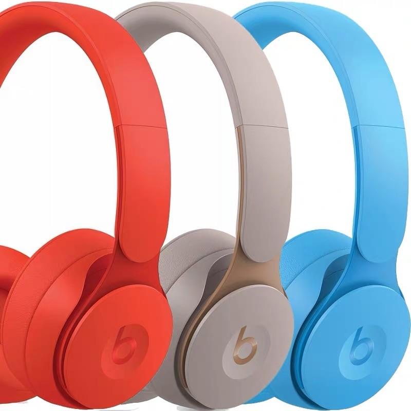 新品上市Beats Solo Pro 无线蓝牙消噪降噪头戴
