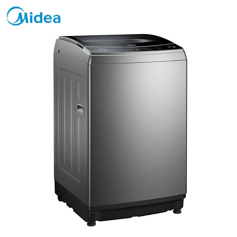 美的 波轮洗衣机全自动9公斤专利免清洗快净技术