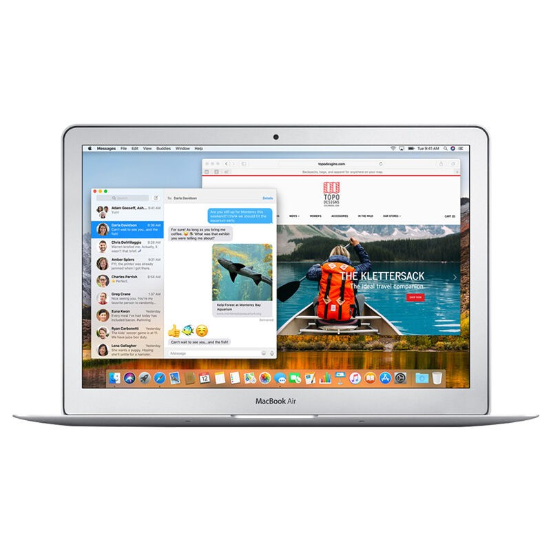 MacBook Air13寸D32蘋果筆記本