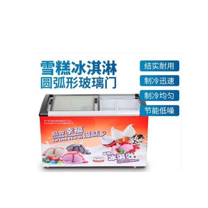 雪糕冰激凌專用冰柜冷藏柜