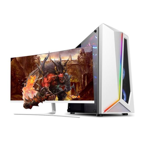 i5 9400F/GTX1080-8G/游戏台式电脑+27寸电竞显示器