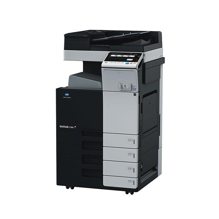 【非全新】柯美打印机复印机C554E