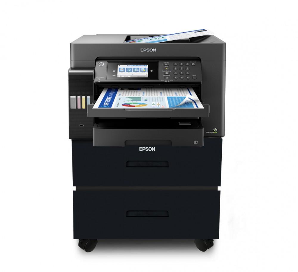 全國 愛普生L15168 彩色黑白打印機復印機