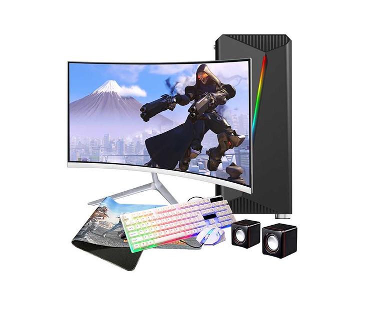 高端【游戏爆款】十代i5系列/1660S(6G)主播游戏电脑
