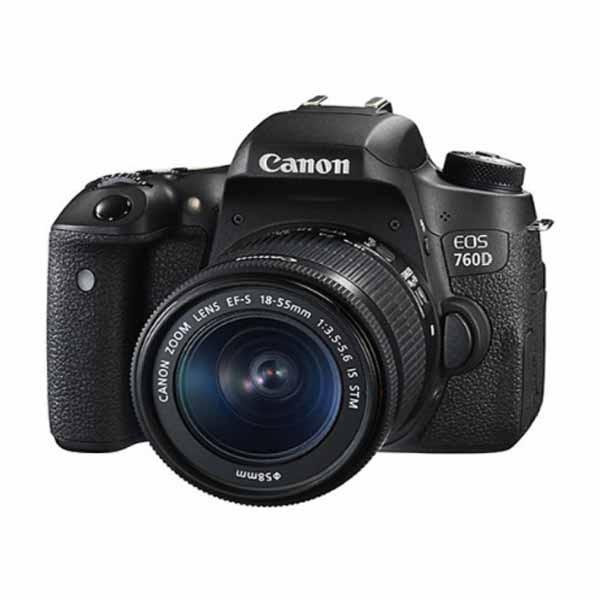 佳能(Canon)EOS 760D單反數碼相機