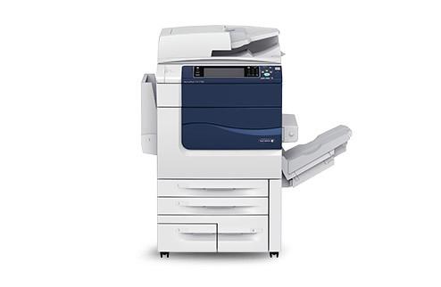施乐C7780彩色激光复合机(75张/分钟,打印,复印,扫描)