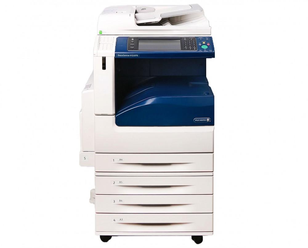 施樂C3375彩色激光復合機(33張/分鐘,打印,復印,掃描)