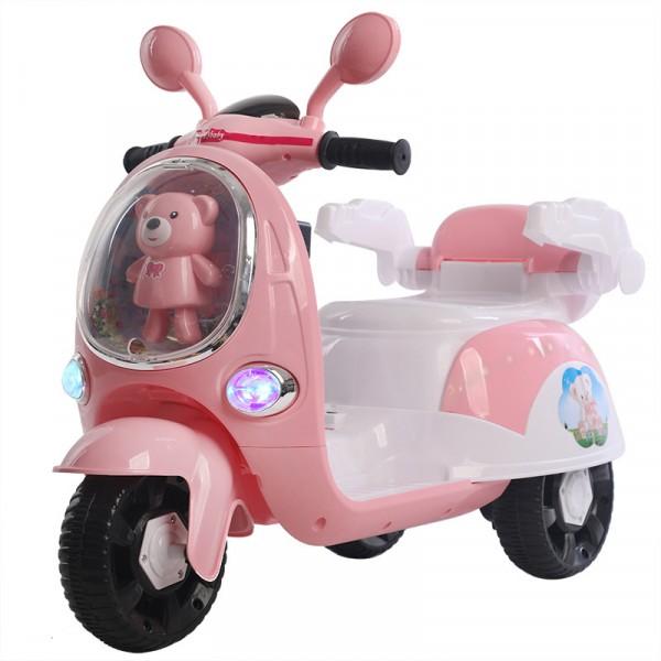小豬佩奇小熊電動車