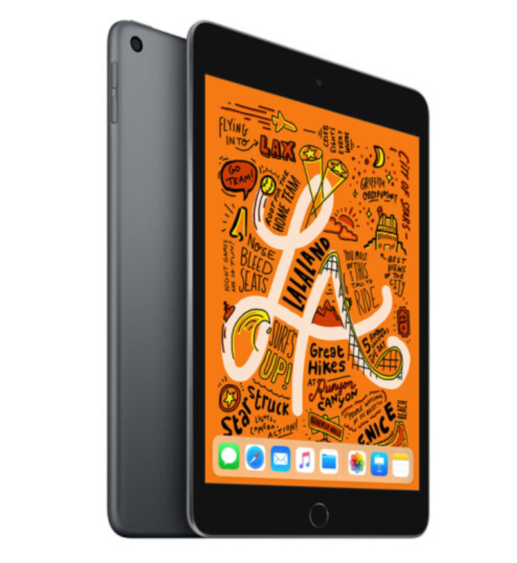 Apple iPad mini 5 2019新款7.9英寸平板電腦
