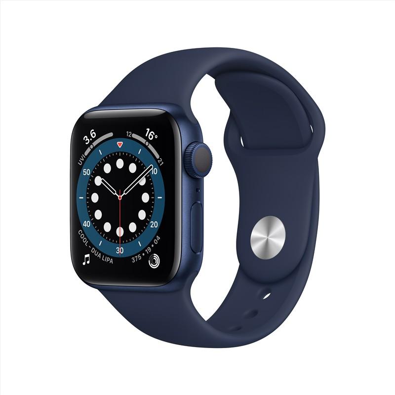 【包月再送7天】蘋果手表6代44mm國行iwatch 6 蜂窩版GPS